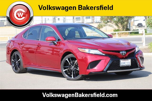 2018 Toyota Camry XSE Bakersfield CA