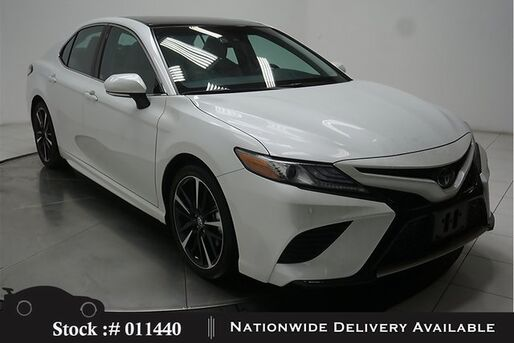 2018_Toyota_Camry_XSE CAM,PANO,KEY-GO,PARK ASST,18IN WHLS_ Plano TX