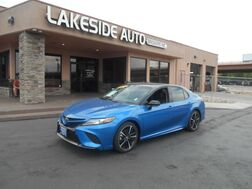 2018_Toyota_Camry_XSE_ Colorado Springs CO