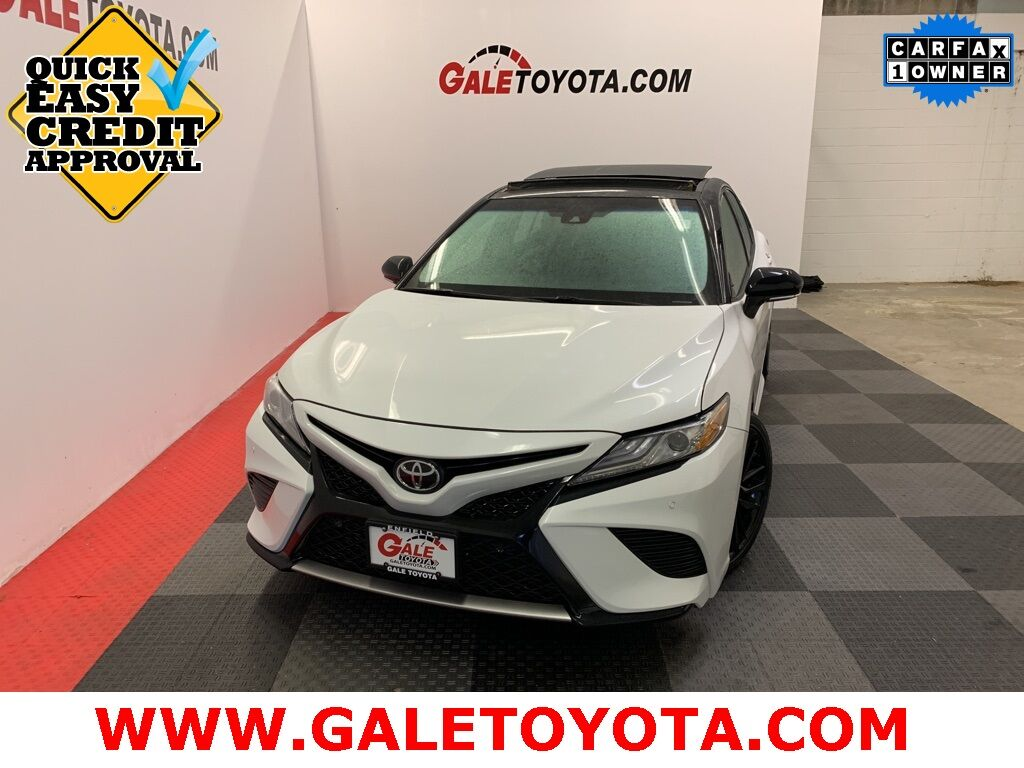 2018 Toyota Camry XSE Enfield CT