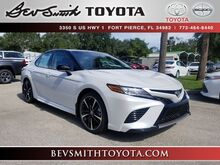 2018_Toyota_Camry_XSE_ Fort Pierce FL