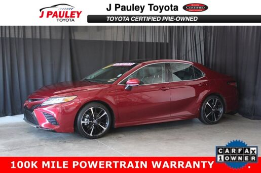 2018_Toyota_Camry_XSE_ Fort Smith AR