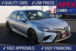 2018_Toyota_Camry_XSE_ Fremont CA