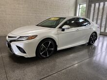 2018_Toyota_Camry_XSE_ Little Rock AR
