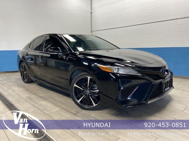 2018 Toyota Camry XSE Plymouth WI
