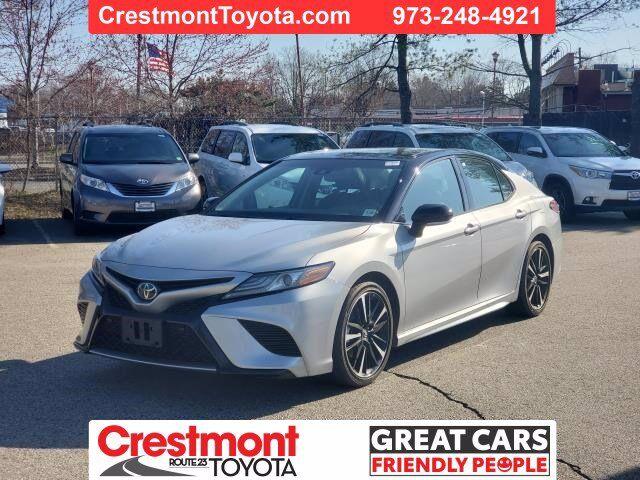 2018 Toyota Camry XSE Pompton Plains NJ