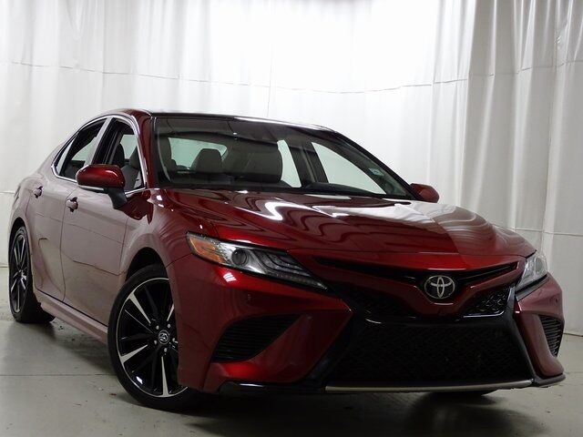2018 Toyota Camry XSE Raleigh NC