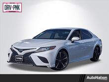 2018_Toyota_Camry_XSE_ Roseville CA