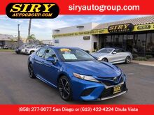 2018_Toyota_Camry_XSE_ San Diego CA