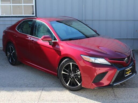 2018_Toyota_Camry_XSE_ San Rafael CA