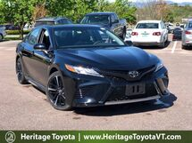 2018 Toyota Camry XSE South Burlington VT