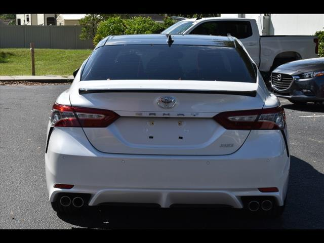 2018 Toyota Camry XSE Tampa FL