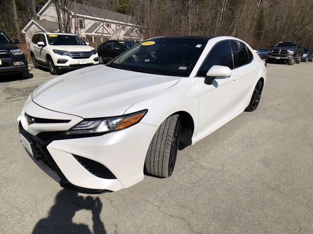 2018 Toyota Camry XSE V6 Claremont NH