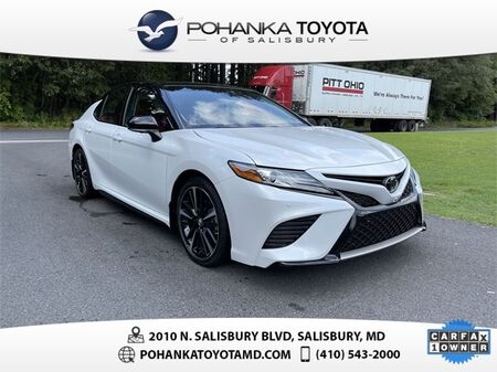 2018_Toyota_Camry_XSE V6_ Salisbury MD