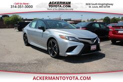 2018_Toyota_Camry_XSE V6_ St. Louis MO