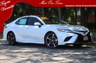 2018 Toyota Camry XSE Vacaville CA
