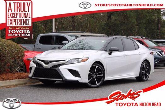 2018_Toyota_Camry_XSE_ Aiken SC