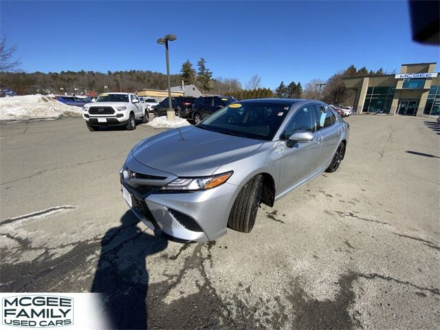 2018 Toyota Camry XSE White River Junction VT