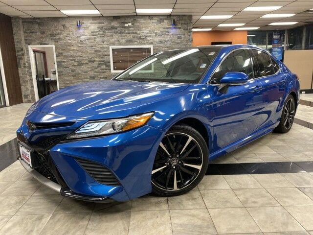 2018 Toyota Camry XSE Worcester MA