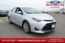 2018 Toyota Corolla  Grand Junction CO