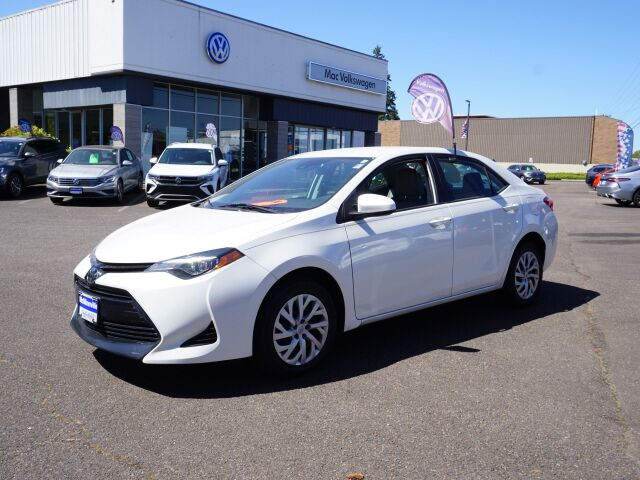 2018 Toyota Corolla  McMinnville OR