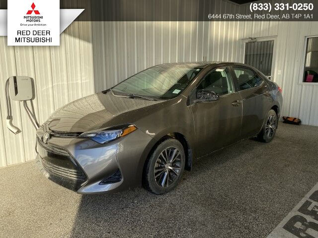 2018 Toyota Corolla CE Red Deer County AB