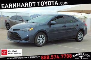 2018_Toyota_Corolla_L *1-OWNER! ONLY 30K MILES!*_ Phoenix AZ