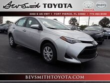 2018_Toyota_Corolla_L_ Fort Pierce FL