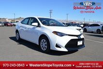 2018 Toyota Corolla L Grand Junction CO
