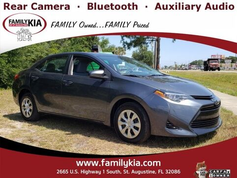 2018_Toyota_Corolla_L_ St. Augustine FL