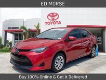 2018_Toyota_Corolla_LE_ Delray Beach FL