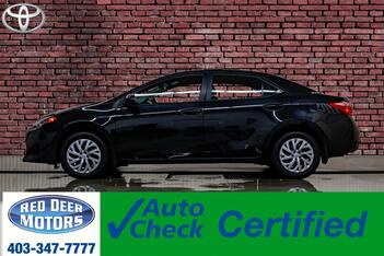 2018_Toyota_Corolla_LE BCam Heated Seats_ Red Deer AB