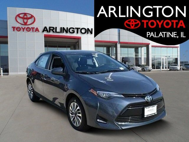 2018 Toyota Corolla LE Eco w/Package 1 Palatine IL