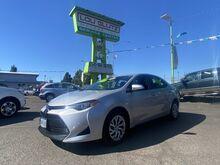 2018_Toyota_Corolla_LE_ Eugene OR