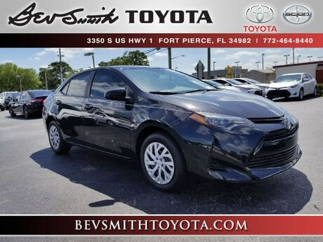 2018 Toyota Corolla LE Fort Pierce FL