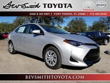2018_Toyota_Corolla_LE_ Fort Pierce FL