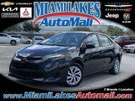 2018 Toyota Corolla LE Miami Lakes FL