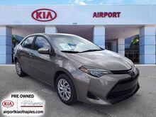 2018_Toyota_Corolla_LE_ Naples FL