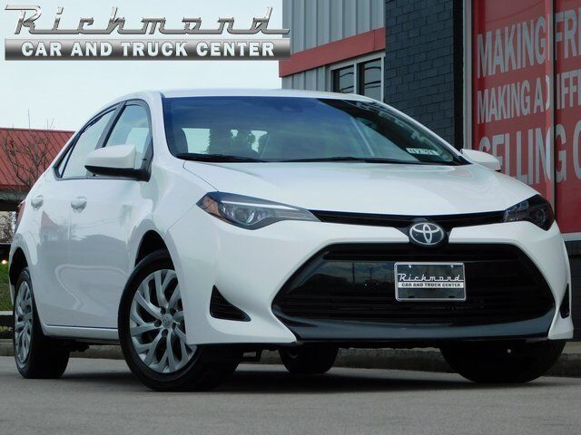 2018 Toyota Corolla LE Richmond KY