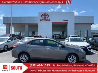 2018_Toyota_Corolla_LE_ Richmond KY
