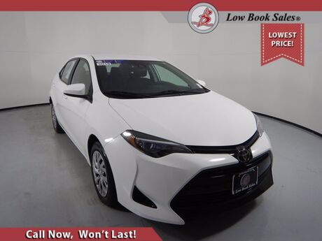 2018 Toyota Corolla LE Salt Lake City UT