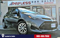 2018_Toyota_Corolla_LE_ South Amboy NJ