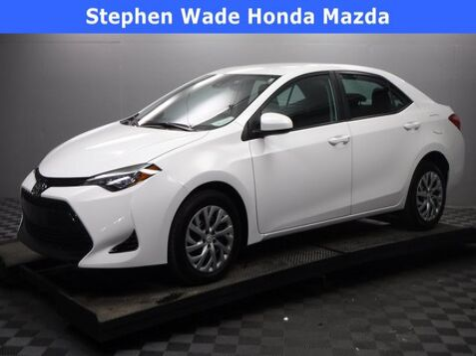 2018_Toyota_Corolla_LE_ St George UT