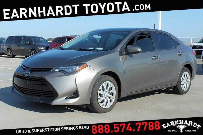 2018 Toyota Corolla LE *WELL MAINTAINED!* Mesa AZ