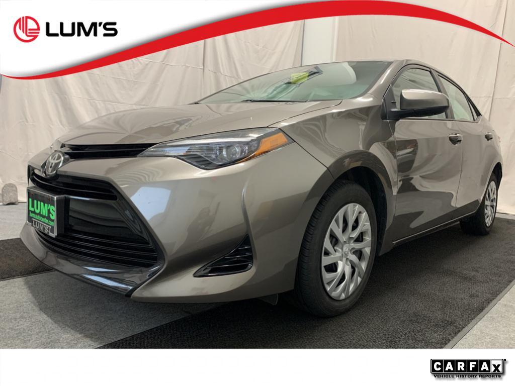 2018 Toyota Corolla LE Warrenton OR