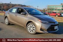 2018 Toyota Corolla LE White River Junction VT