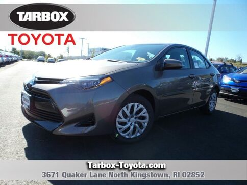 2018_Toyota_Corolla_LE_ North Kingstown RI