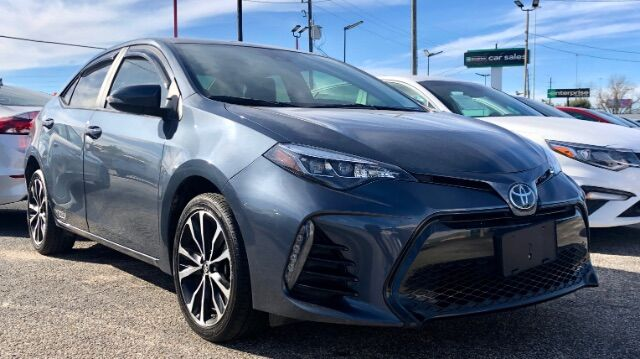 2018 Toyota Corolla SE CVT Houston TX