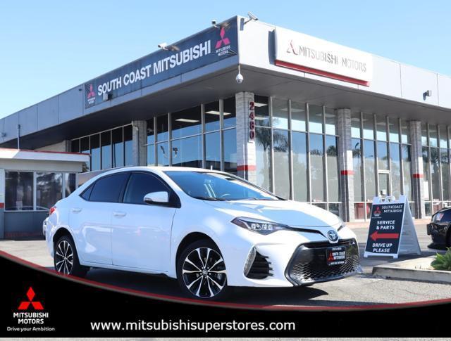 2018 Toyota Corolla SE Costa Mesa CA