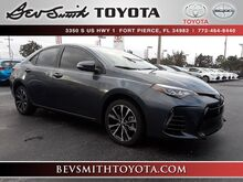2018_Toyota_Corolla_SE_ Fort Pierce FL